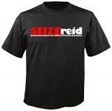 T-Shirt, SEIZEreid