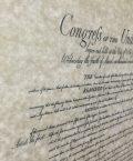 U.S. Founding Documents, Mounted