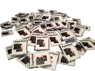 10 Pack of Supertools Original AR10 v2, BLACK
